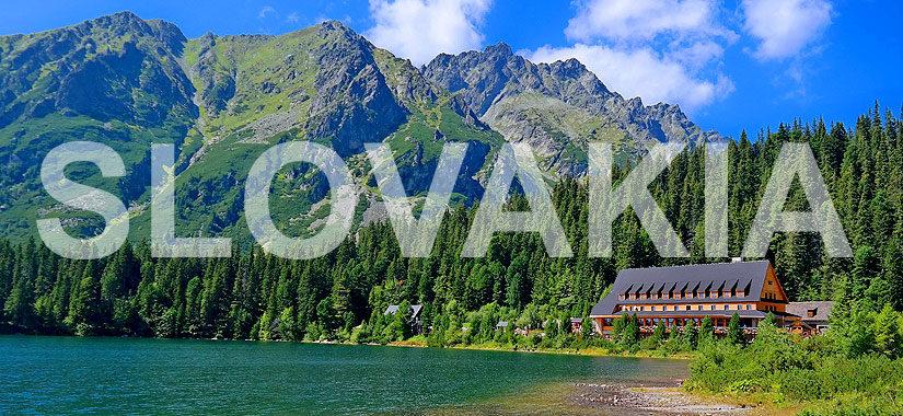 Словакия — маленькая большая страна