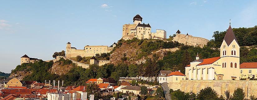 Тренчин — города Словакии