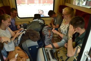 Отчет о поездке абитуриентов в Словакию