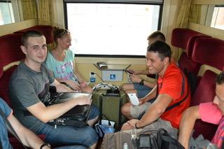 Отчет студентов о поездке по университетам СЛовакии