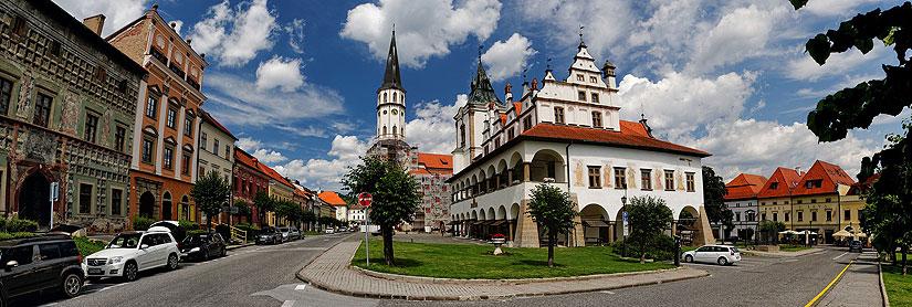 Города Словакии