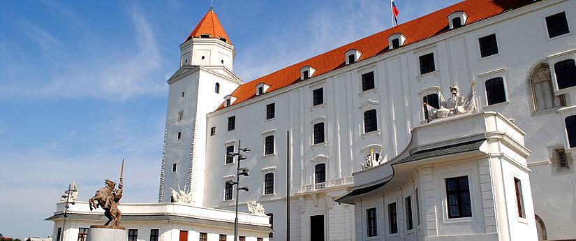 Годовой курс словацкого языка в Братиславе