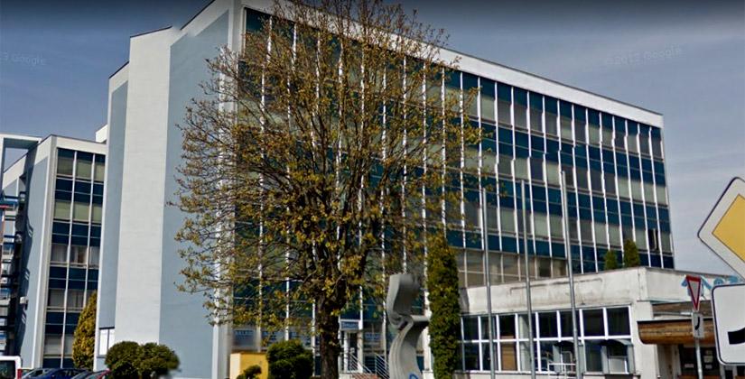 Частная средняя техническая школа в Тренчине