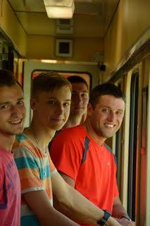 Студенты в Словакии, отчет