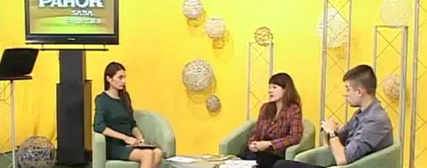 Мы на телевидении в Запорожье