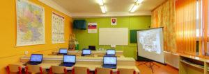 Частная спортивная средняя школа, г. Братислава