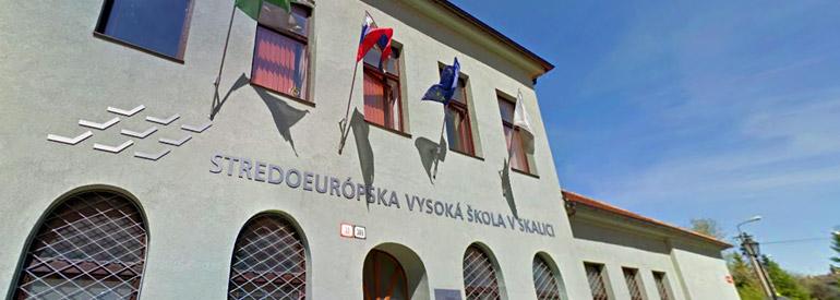 Центрально-европейский университет в Скалице