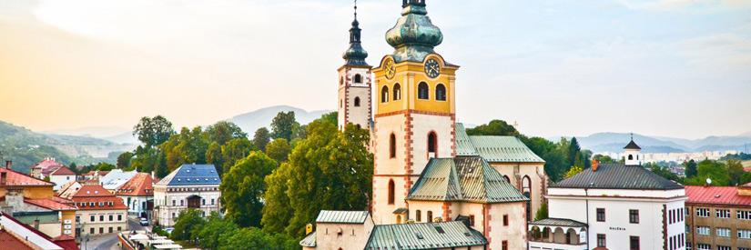 Оформление документов для обучения в Словакии