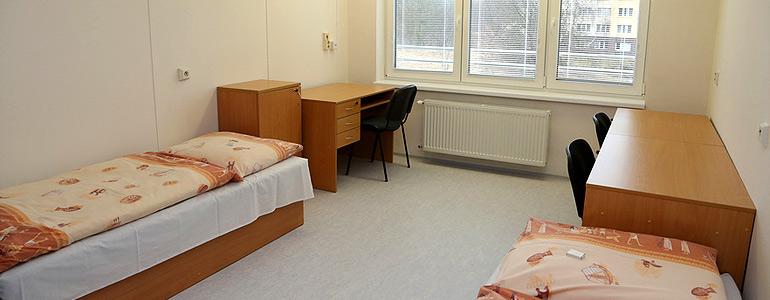Общежитие Жилинского университета