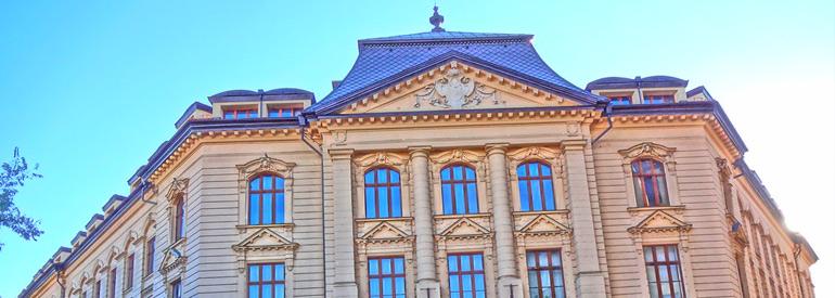 Высшая школа музыкальных искусств в Братиславе