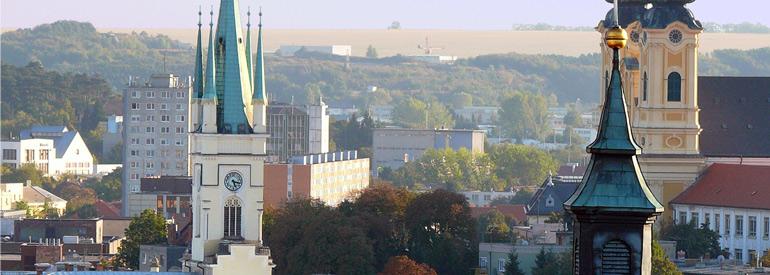 Нитра - образование в Словакии