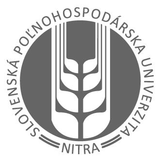 Словацкий сельскохозяйственный университет в Нитре