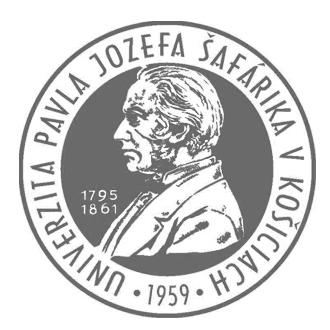 Университет Павла Йозефа Шафарика, г. Кошице